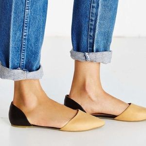 "Jeffrey Campbell "" In Love"" Flat"